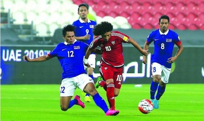 malaya vs uae